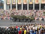 ウクライナ独立記念日 軍事パレード